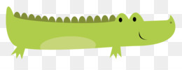 鳄鱼剪贴画