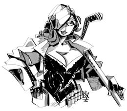 Sketch Fortnite Drawing Graphics Cartoon Art Illustration
