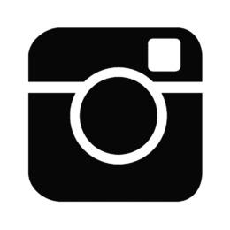 instagram徽标邮票剪辑徽标社交媒体
