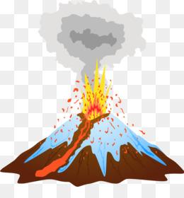 火山的不同阶段