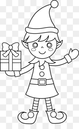 download christmas elf colouring clipart santa claus colouring pages the elf on the shelf