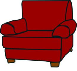 扶手椅剪辑椅子沙发剪辑艺术