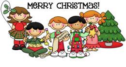 thistlegirl designs clipart Christmas Day Santa Claus Clip art