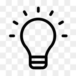 想法标志没有背景剪纸艺术创新想法电脑图标