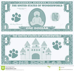 Download play money template clipart Play money Banknote