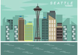 download space needle in seattle clipart space needle clip art