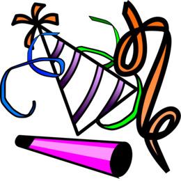 聚会礼品png剪纸艺术党支持剪贴画