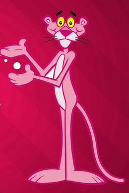 Download Pink Panther Clipart The Theme Desktop Wallpaper