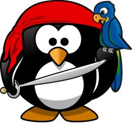 海盗企鹅剪辑企鹅剪辑艺术