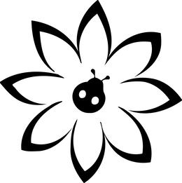 Download ladybug png black and white clipart flower clip art download ladybug png black and white clipart flower clip art flowerwhite blackplantleaflinefontgraphics clipart free download mightylinksfo