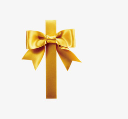 ribbon gift yellow png clipart free download