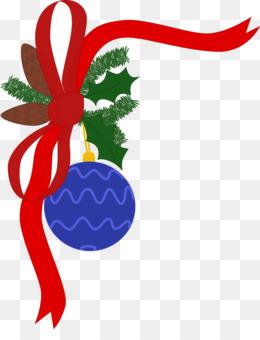 Download Christmas Decorations Transparent Background Clipart Santa Claus Decoration Clip Art