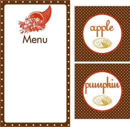 Download Blank Food Menu Card Clipart Menu Thanksgiving Dinner Clip Art Menu Restaurant Thanksgiving Dinner Food Chef Product Design Pattern