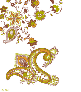 Drawing Illustration Graphics Design Flower Font Pattern Art