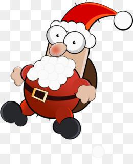 santa claus cartoon png clipart Santa Claus Clip art