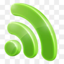 green wifi signal clipart Wi-Fi Hotspot Clip art