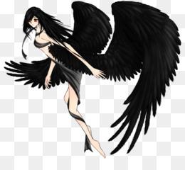 dark angel transparent clipart Clip art