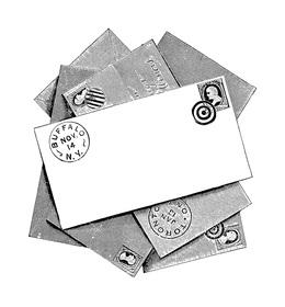 art of letter writing clipart writing letter art