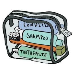 Image result for toiletries clip art