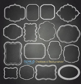 download free chalkboard frame clipart picture frames clip art