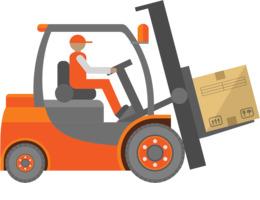 stapler symbol clipart Forklift Clip art