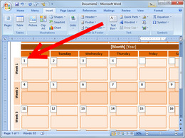 Download insert calendar in ms word clipart Calendar Microsoft Word