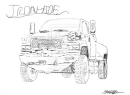 Download Transformers Ironhide Coloring Pages Clipart Ironhide - Ironhide-coloring-pages