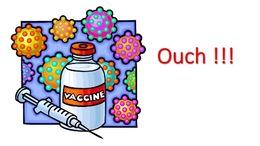 边界设计免疫剪纸艺术流感疫苗免疫