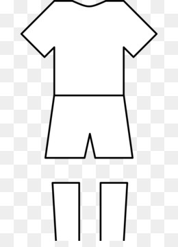 Download Blank Football Kit Template Clipart T Shirt Jersey