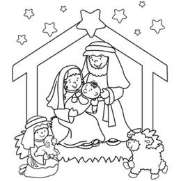 download christmas coloring pages manger clipart christmas coloring pages coloring book nativity scene