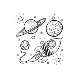 download rocket ship drawing clipart spacecraft drawing clip art