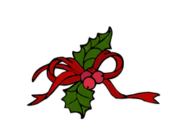 download desenho de sino de natal colorido clipart drawing clip art