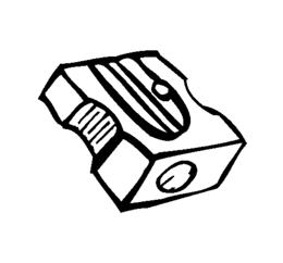 Book Black And White Clipart Eraser Pencil Rectangle