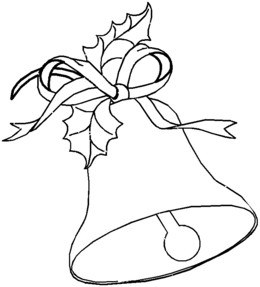 download bell coloring pages clipart coloring book christmas coloring pages bell