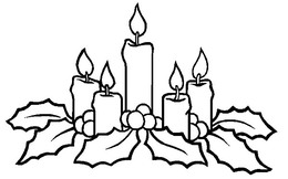 download christmas candles coloring pages clipart coloring book colouring pages christmas coloring pages candle white black tree design line plant