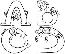 Download Number Clipart Drawing Kleurplaat Letter