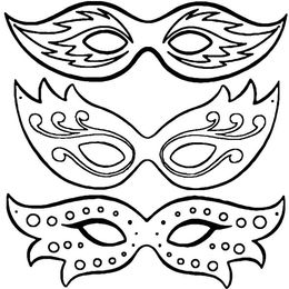 download mardi gras mask template clipart mask mardi gras and carnival