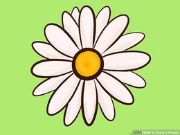 Download spring flowers to draw clipart drawing how to draw flower mightylinksfo