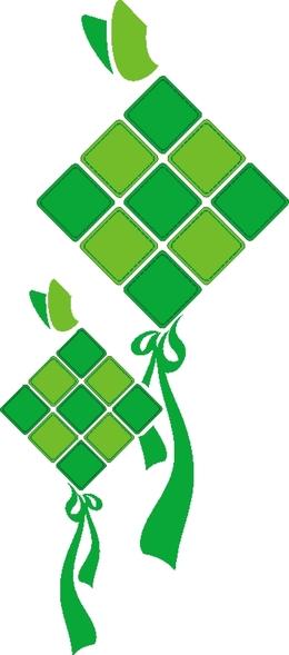 Ketupat Clipart About 153 Free Commercial Noncommercial Clipart