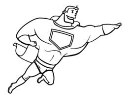 Superman Batman Superhero Transparent Png Image Clipart Free