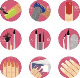 Clipart Resolution 1024932 Amor Pela Profisso Manicure Clipart