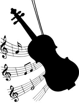 Violin, Illustration, Graphics, Child, Clothing, Boy