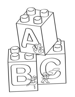 Abc Coloring Book clipart - About 24 free commercial & noncommercial ...