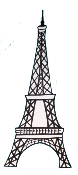 Eiffel Tower clipart - About 1119 free commercial & noncommercial ...