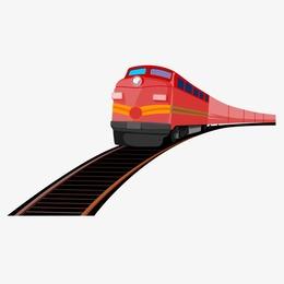 Download 剪影 卡通 火車 clipart Train High-speed rail Rail