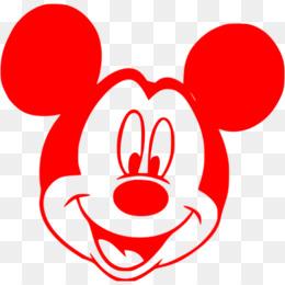 米老鼠剪贴画米老鼠米妮老鼠冥王星