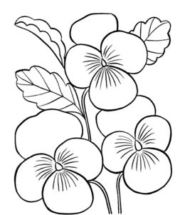 Download spring flowers coloring page clipart coloring book download spring flowers coloring page clipart coloring book colouring pages flower mightylinksfo