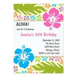 download hawaiian luau party invitations clipart cuisine of hawaii