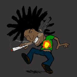 Download Rasta Man Clipart Rastafari Desktop Wallpaper Clip Art