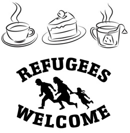 Download Kaffee Und Kuchen Logo Clipart Refugee European Migrant
